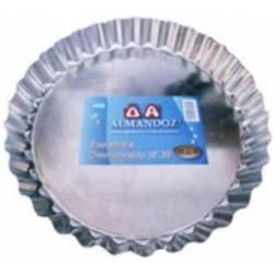 Molde tartera aluminio n26