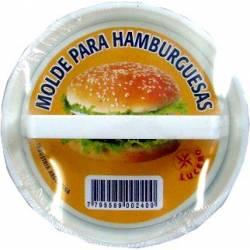 Molde hamburguesas plastico...