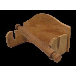 Porta rollo de madera...