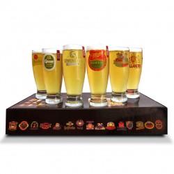 Chop de Cerveza set de 6