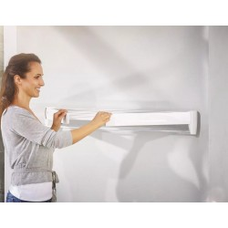 Tender de pared retractil LEIFTHEIT Telegant 36 Protect Plus